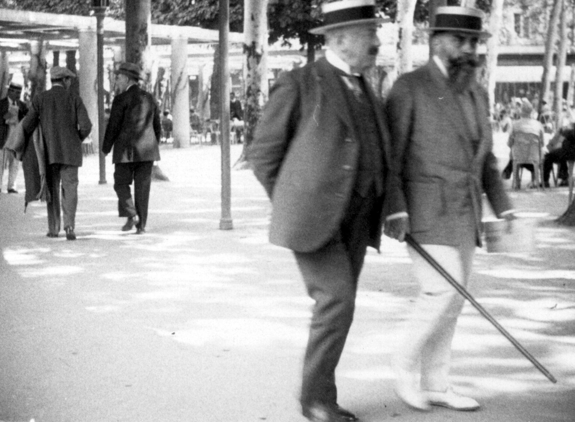 Alexandre Varenne à droite