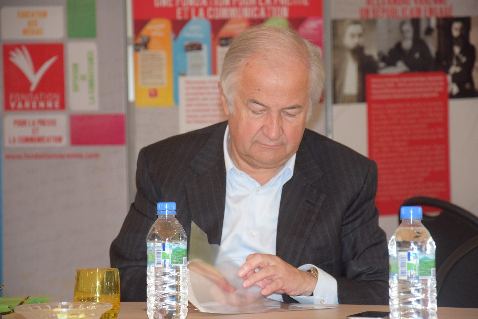 Jury Presse quotidienne départementale - Jacques MAILHOT