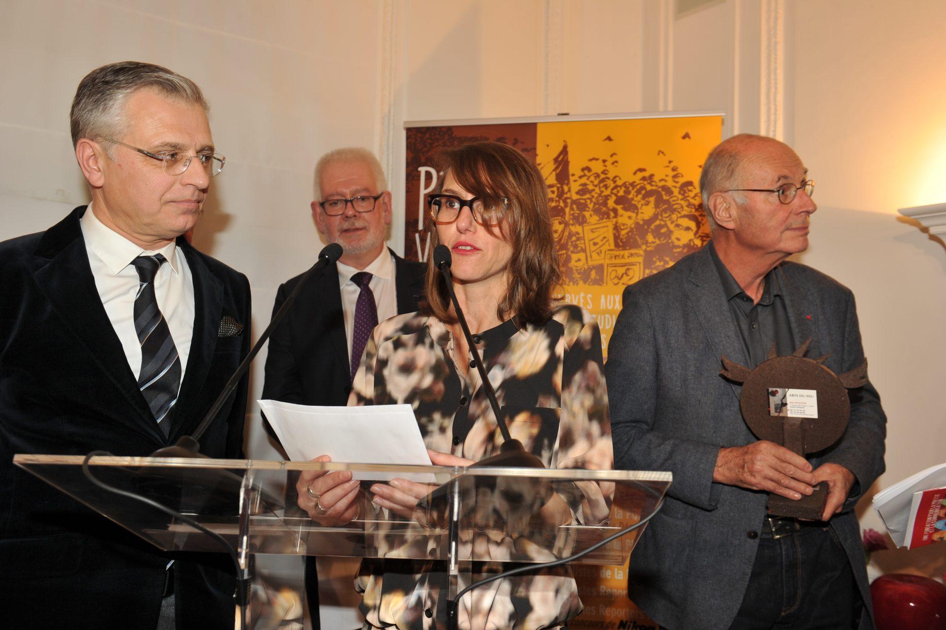 Cécil THUILLIER (ARTE) Grand Prix Varenne JRI