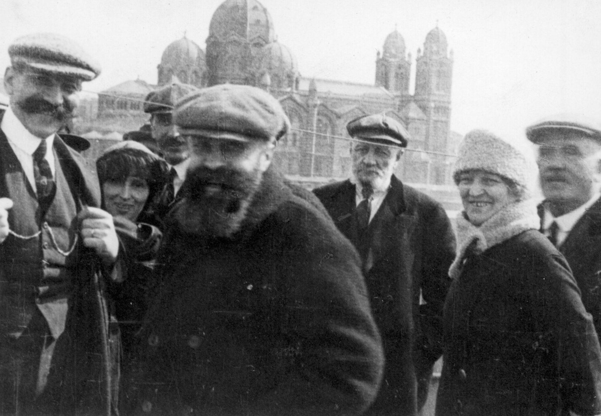 Voyage en Algérie du groupe viticole de la Chambre des Députés - Mars 1923