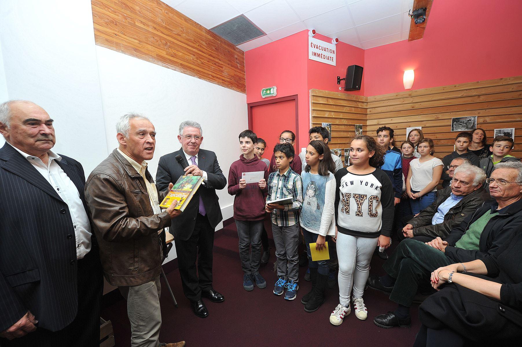 1er Prix Collège Roger-Quillot de Clermont-Ferrand