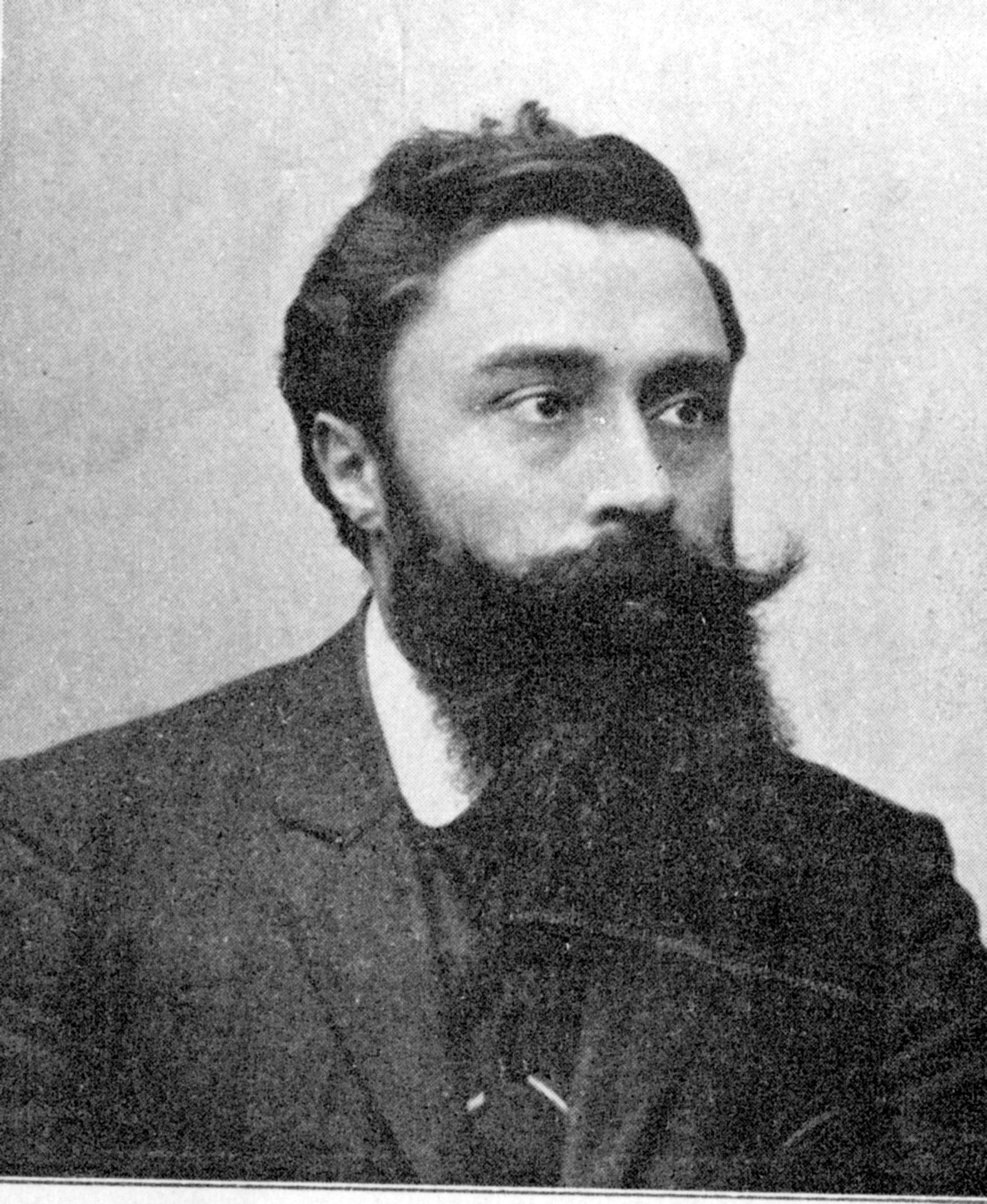 Alexandre Varenne portrait sur une carte postale - Alexandre Varenne Député du Puy-de-Dôme