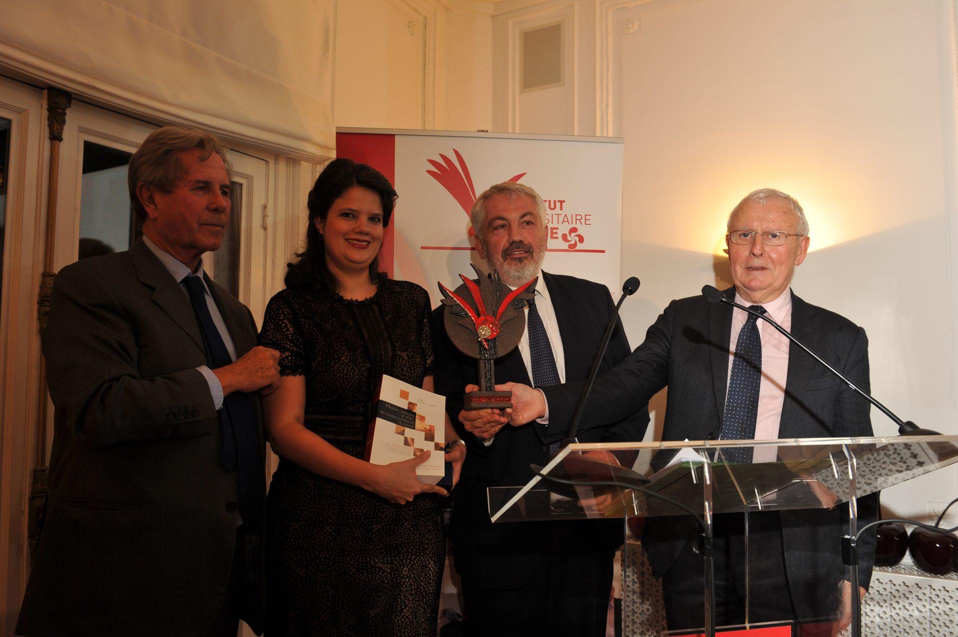 Ariana Macaya Lizano, Lauréate dans la catégorie Démocratisation