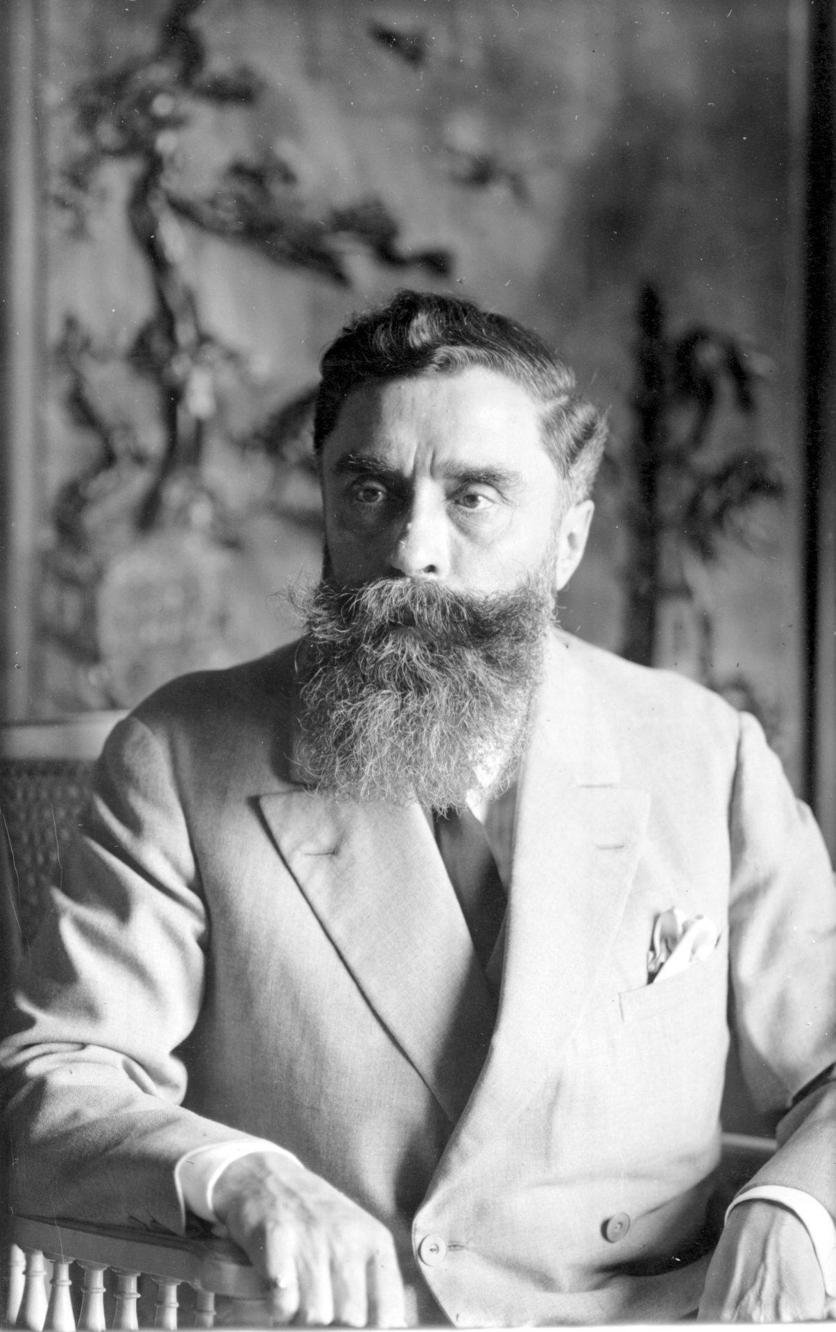 Portrait Alexandre Varenne 48. Crédit: Laboratoire de photographie générale