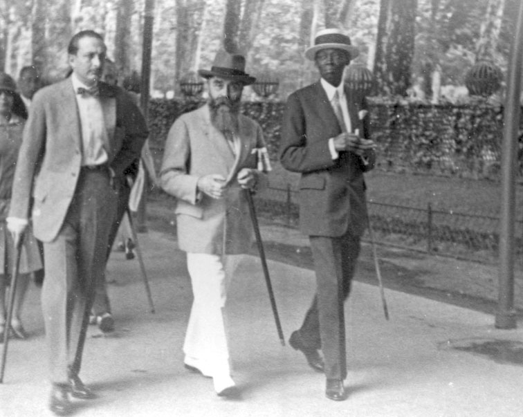 Alexandre Varenne à Vichy