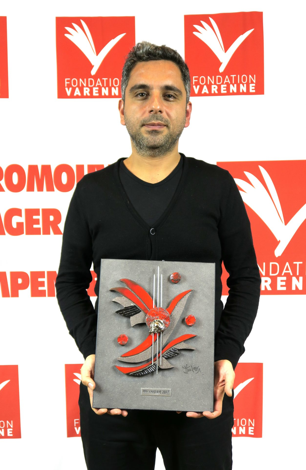 Bulent Kiliç (AFP) Prix Varenne photo Canon Internationale