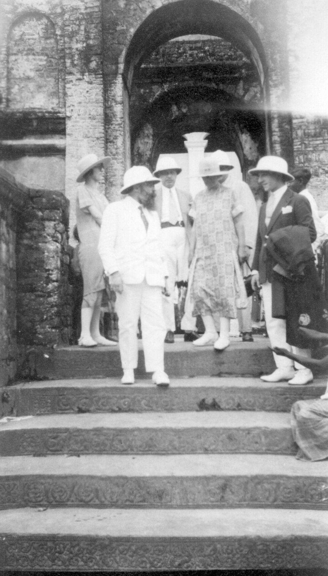 Temple de Kandy - Novembre 1928