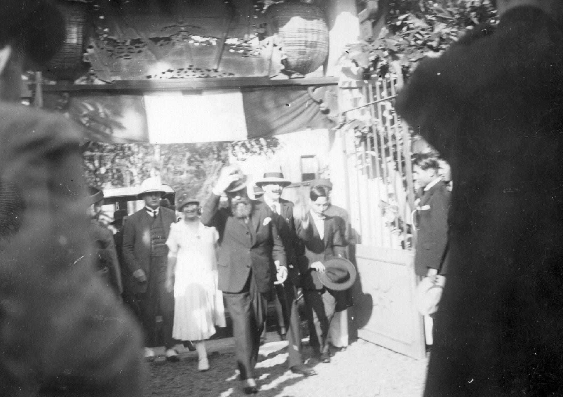 Foyer - Hanoï - 17 Janvier 1926