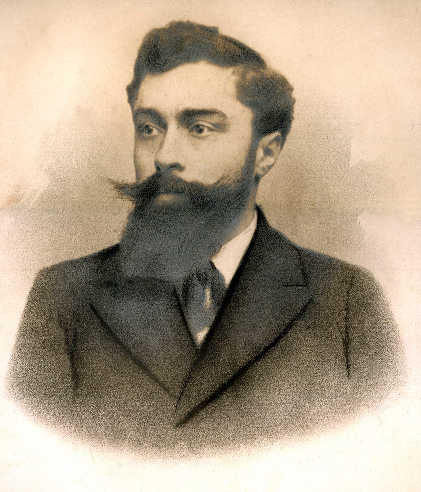 Portrait Alexandre Varenne 73