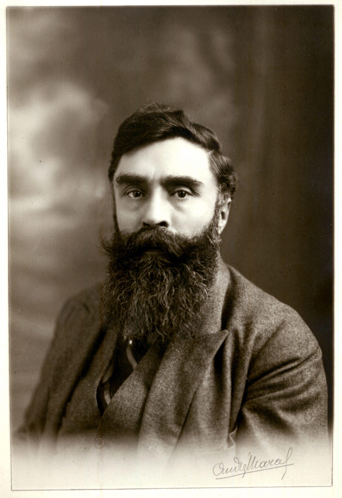 Portrait d'Alexandre Varenne. Crédit : Moderne Photo, Paris