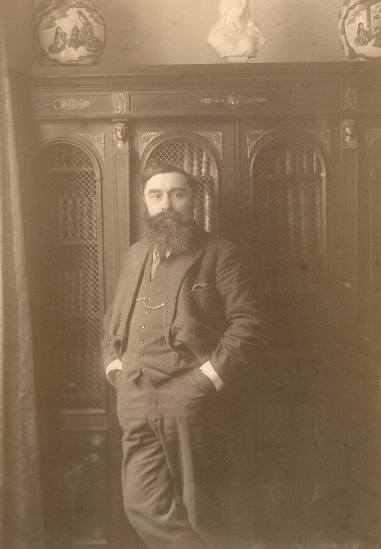 Portrait Alexandre Varenne 1917