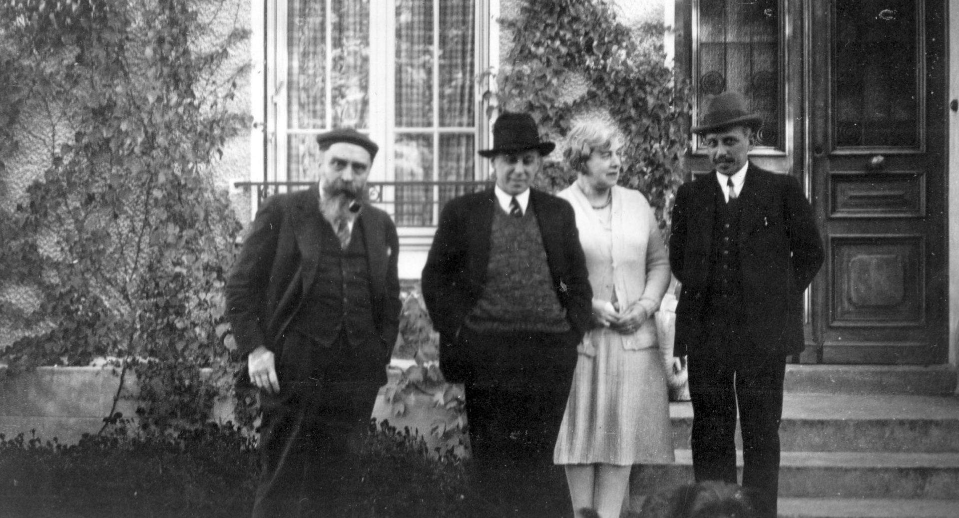 Alexandre Varenne et ses amis