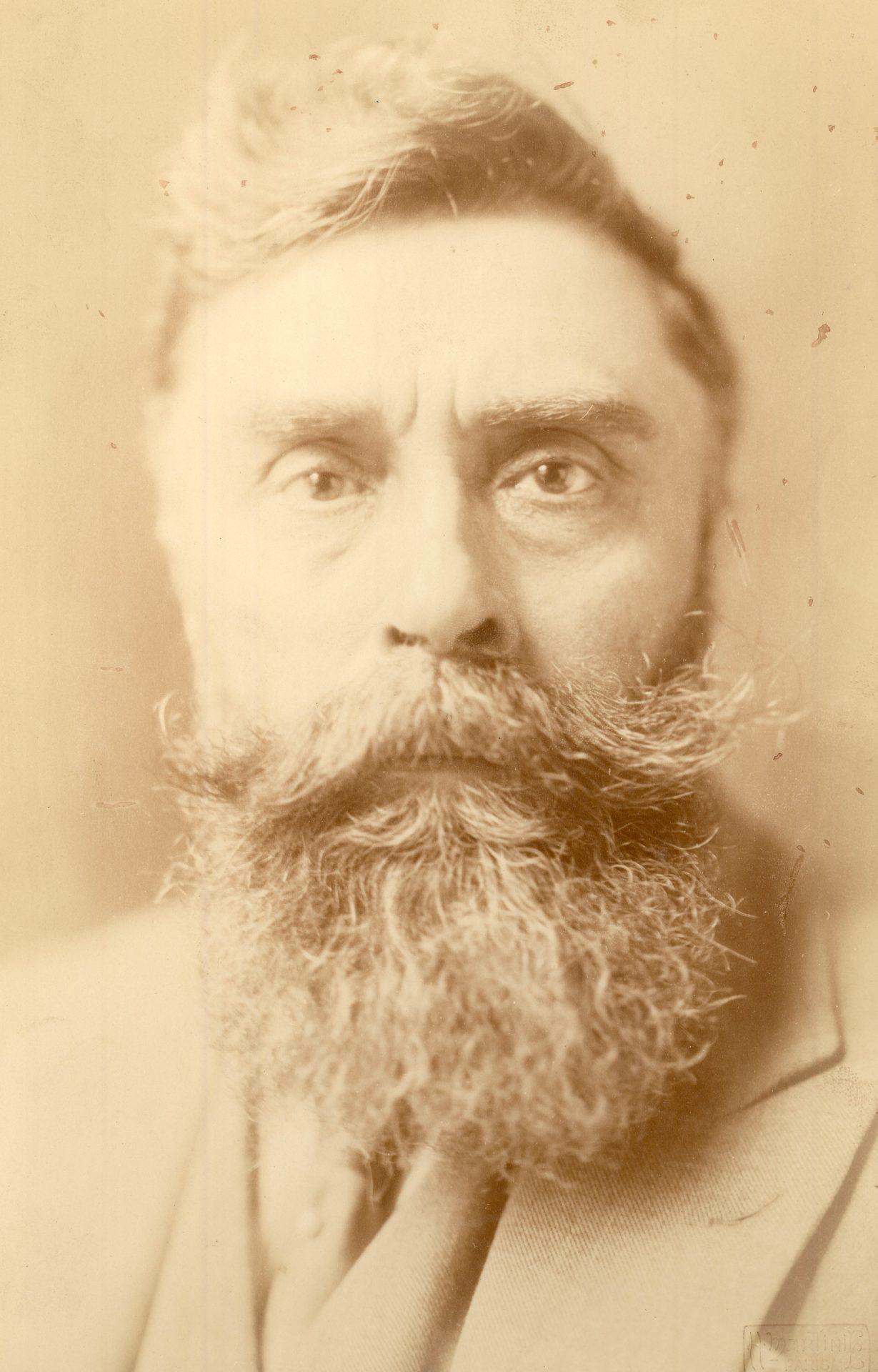 Portrait Alexandre Varenne - 12 Juillet 1924