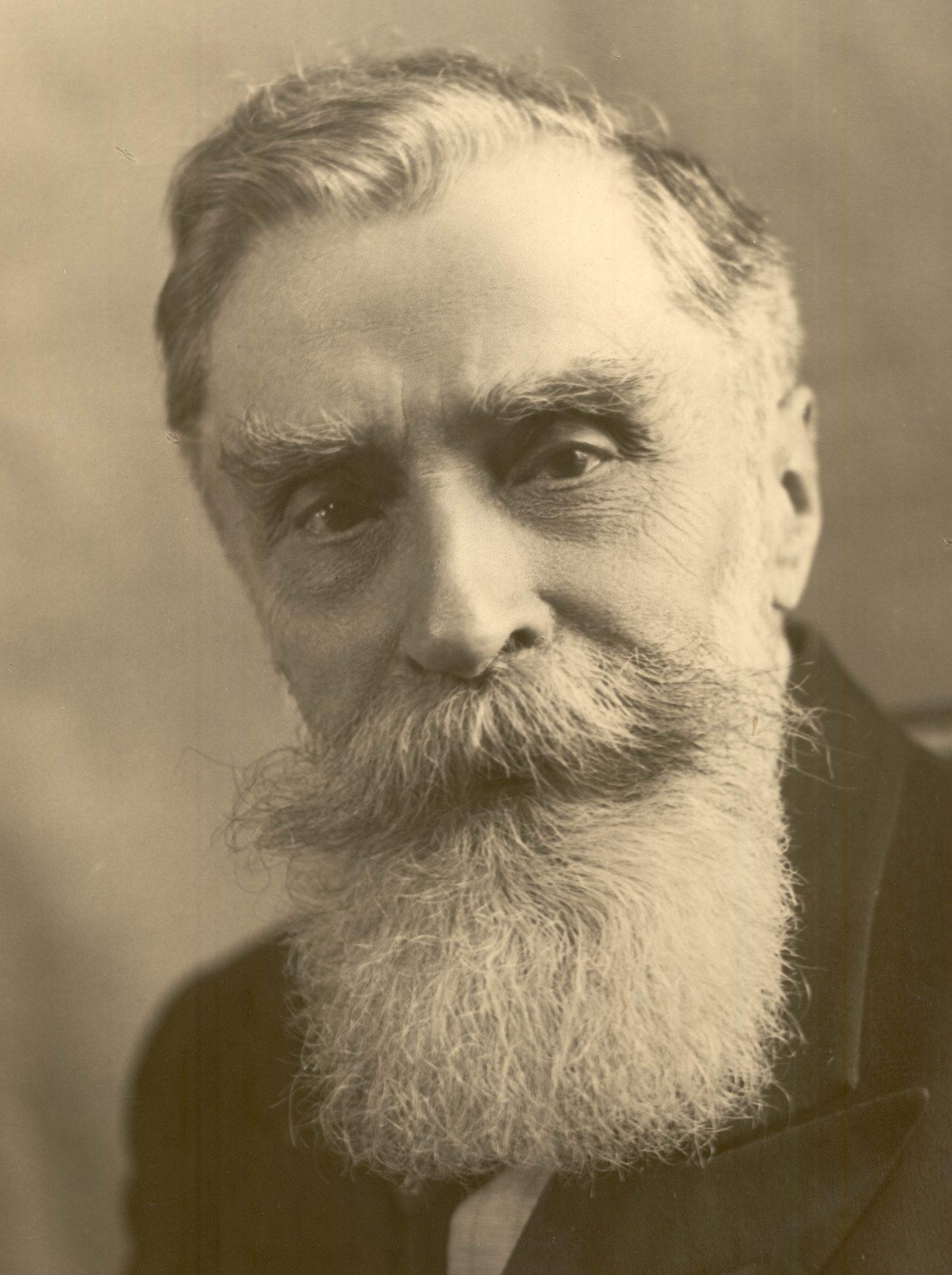 Portrait retouché d'Alexandre Varenne