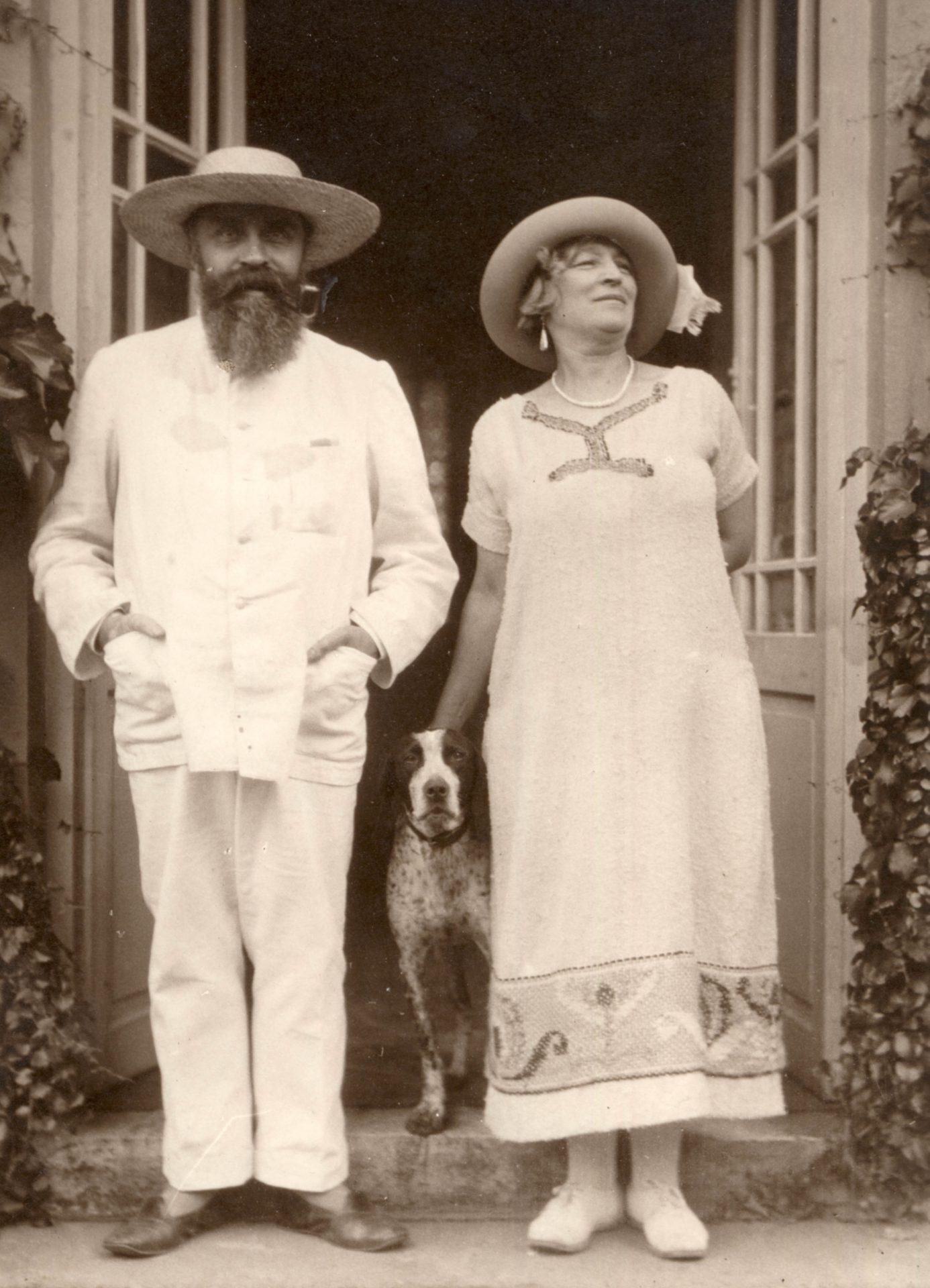 Alexandre Varenne et Marie-Mélanie Foussadier