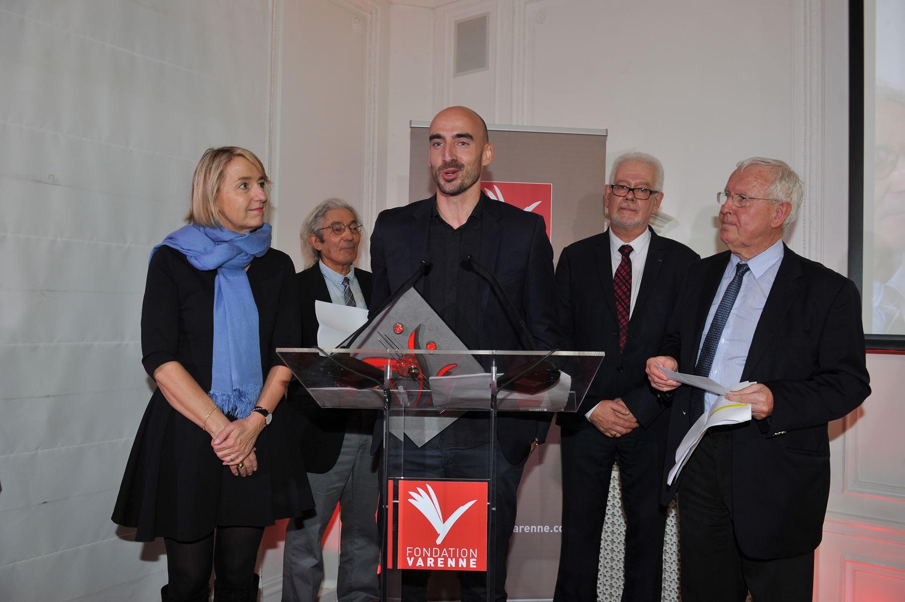 Sina Mir (RTL) Grand Prix Varenne radio