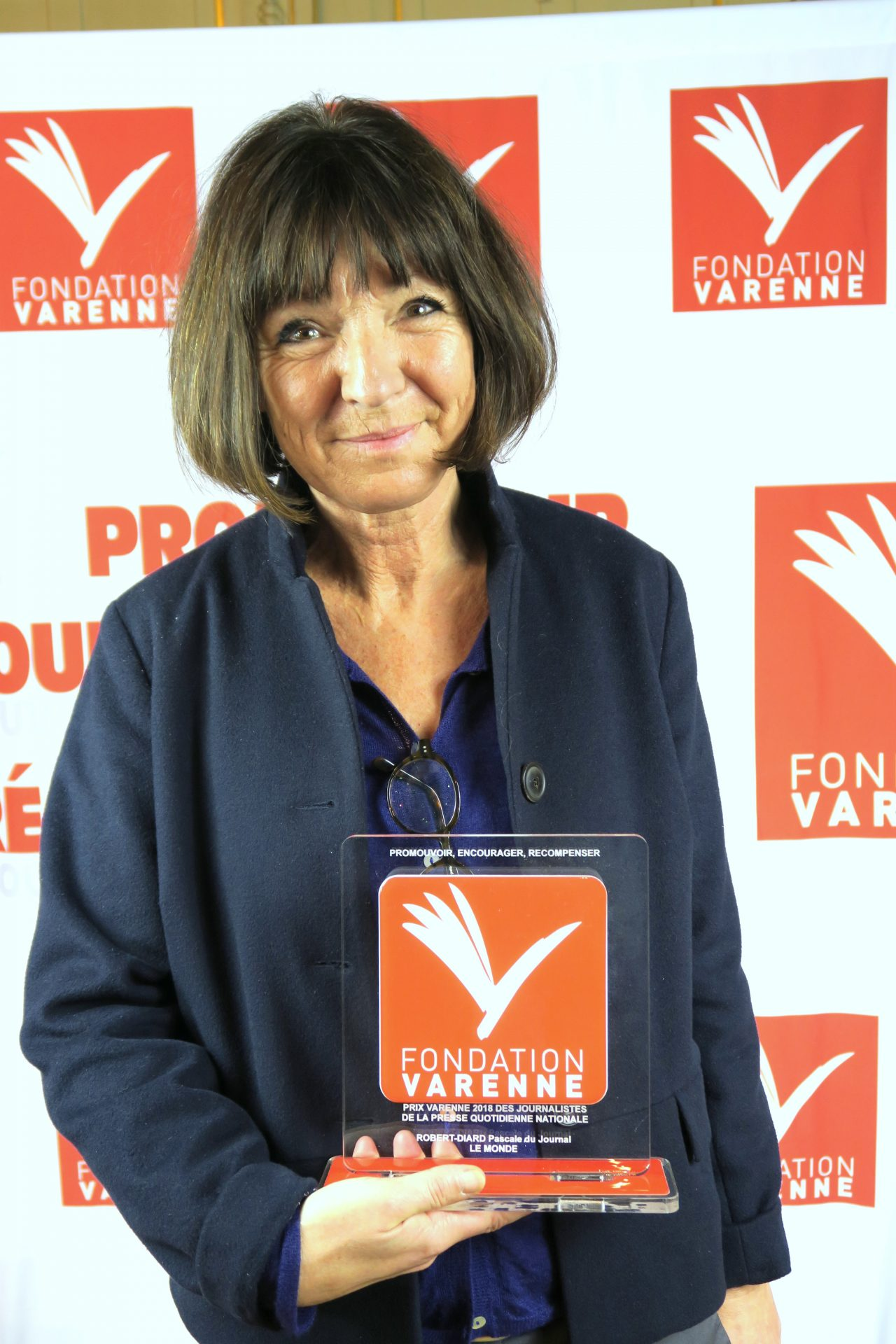 Pascale Robert-Diard Grand Varenne Presse nationale