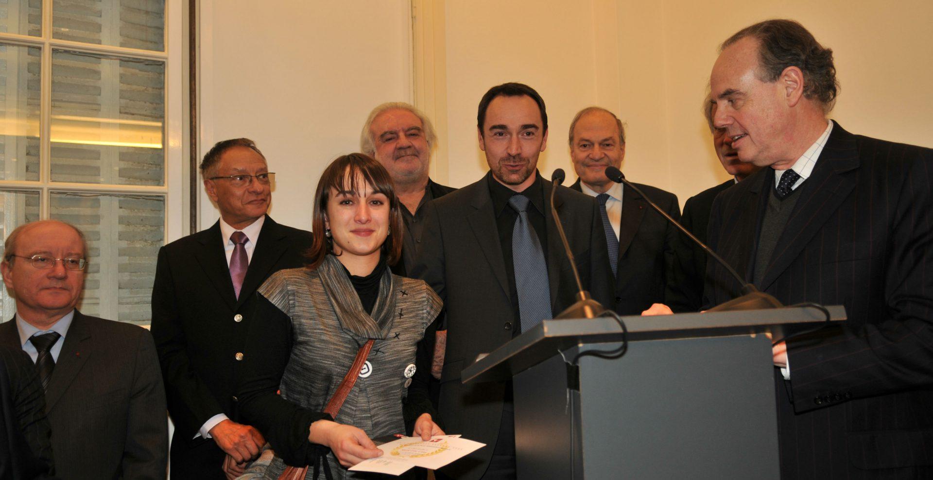 Claide Chaudière (France Inter) Prix Varenne Radio