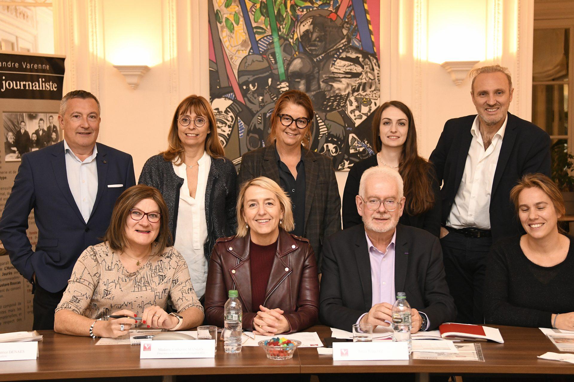 Le jury radio 2019