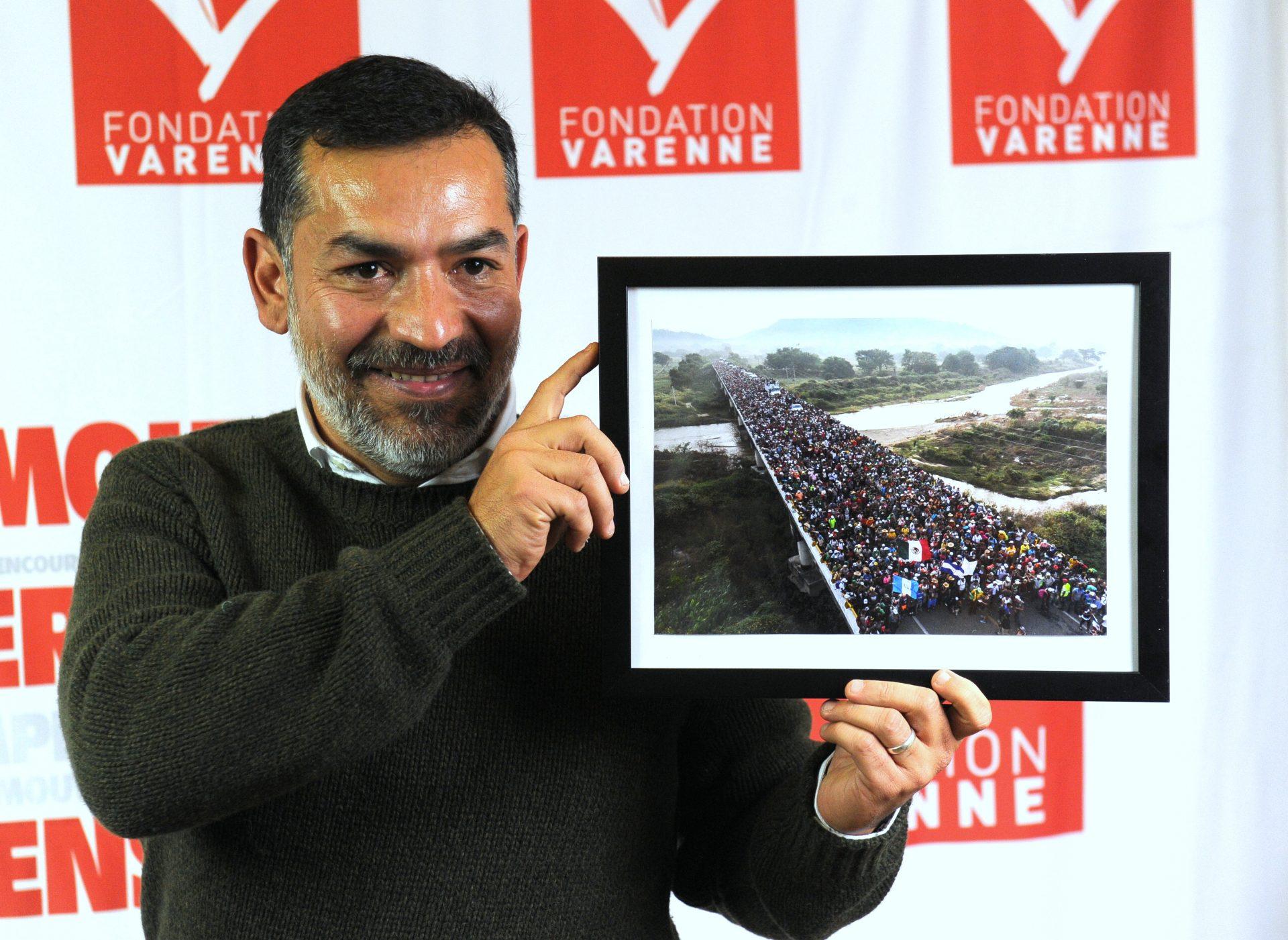Guillermo Arias (AFP) Prix photo Internationale
